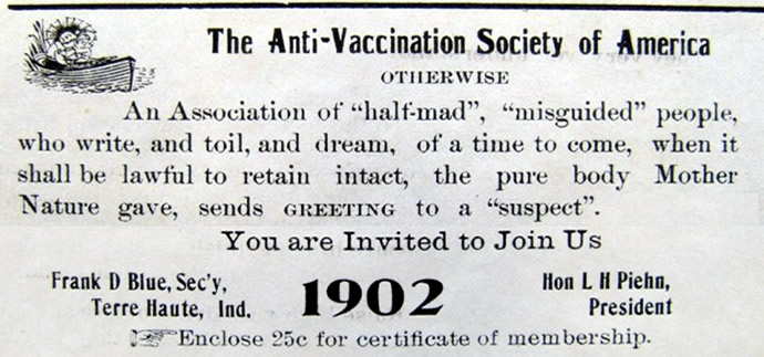 What can the anti-vaccination movement teach us about improving the public's understanding ofscience?