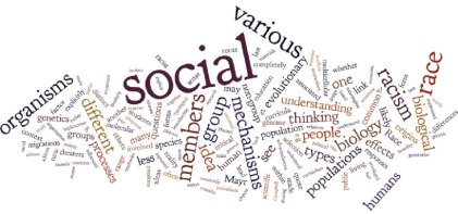 social genetics